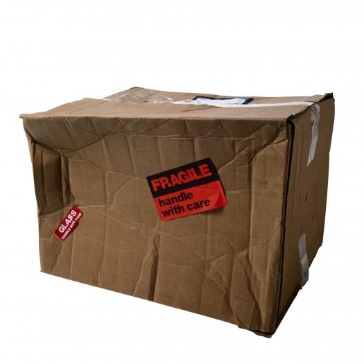 emballage tableau deco